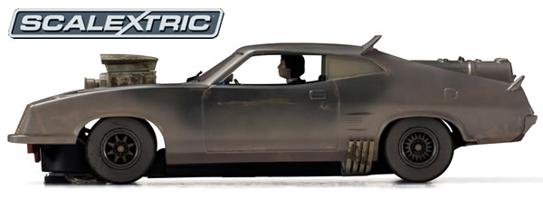 Scalextric: La Ford Falcon V8 Interceptor de Mad Max 2