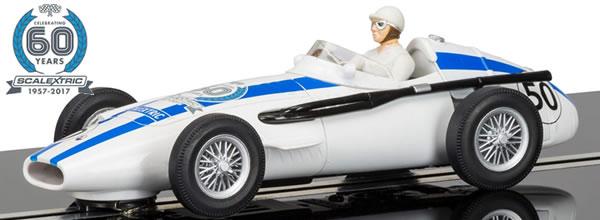 Scalextric: la Maserati 250F 60 e Anniversary Collection