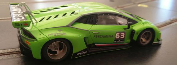 Sideways Des nouvelles de Lamborghini Huracan GT3