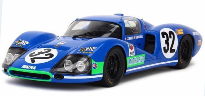 Le Mans miniatures: le projet de la Matra MS 630 dévoilé