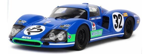 Le Mans miniatures: le projet de la Matra MS 630 pour le slot dévoilé