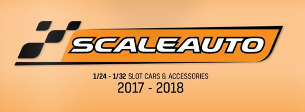 Scaleauto Le catalogue slot racing 2017-2018