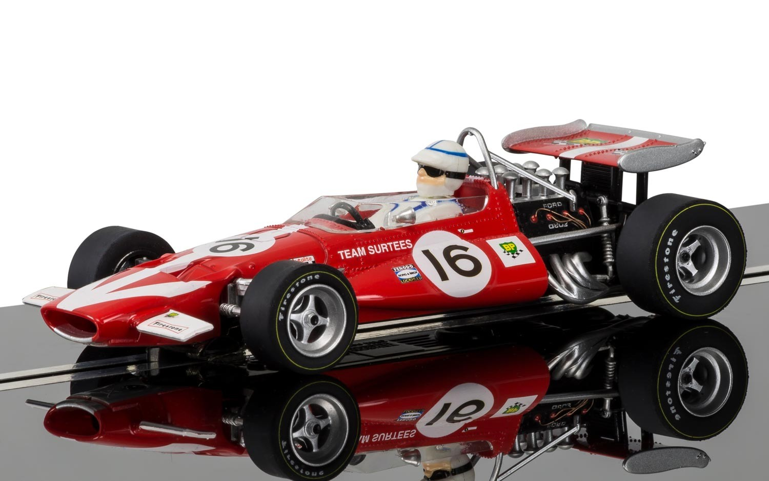 Scalextrix la McLaren M7C John Surtees, 1970 Dutch GP - Limited Edition