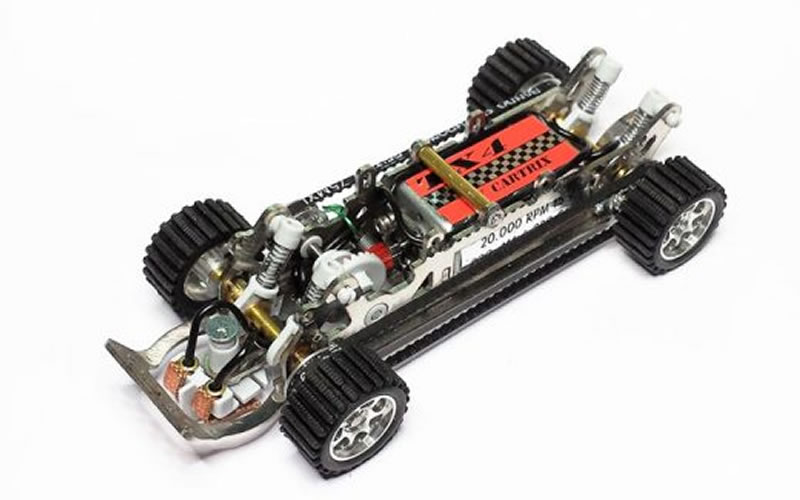 chassis Raid 75 mm