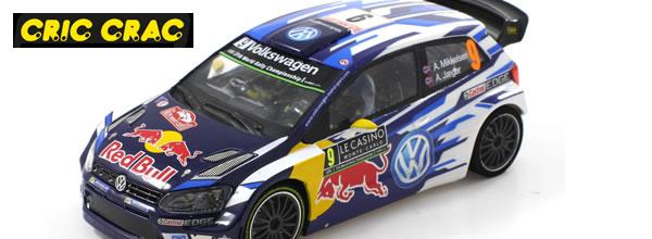 Cric Crac Sport Des slot cars préparées pour la compétition