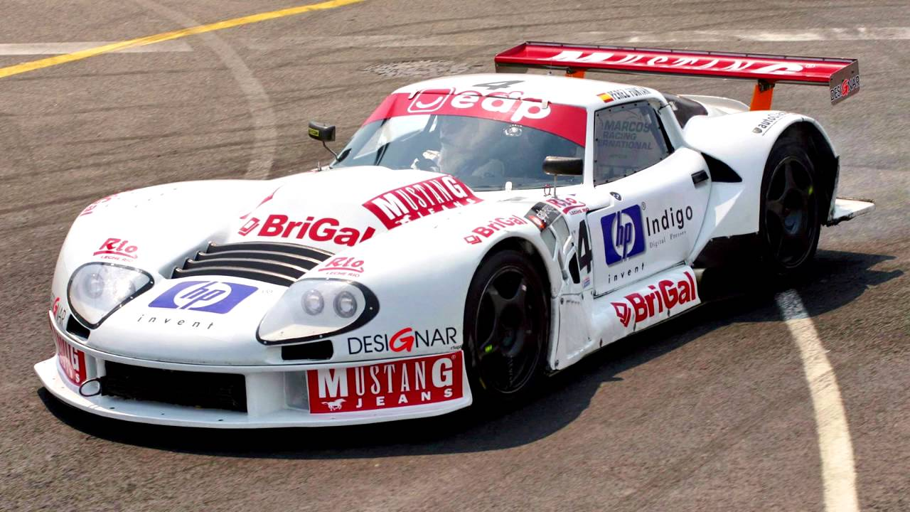 Marcos Mantara LM600 GT2