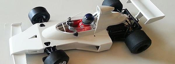 McLaren M23 - SRC