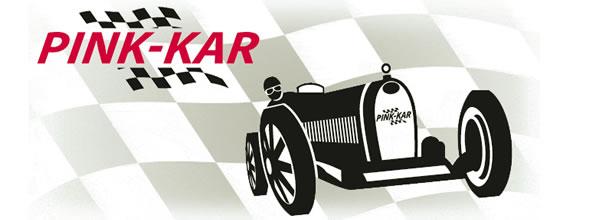 Pink-Kar: la marque de voitures de slot est de retour