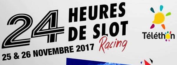 SRC le Mans: les 24h de Slot Racing du Mans 2017