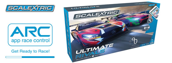 Scalextric: Coffret ARC ONE Ultimate Rivals Réf.1356P