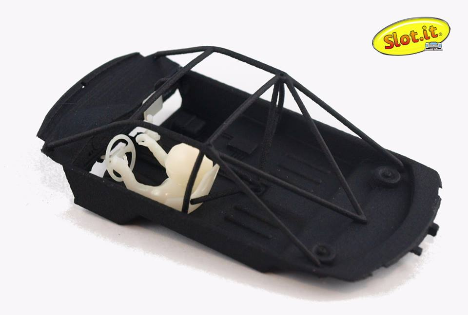 Mercedes 190E - 3D Prototype - CA44 Classic DTM - coming soon