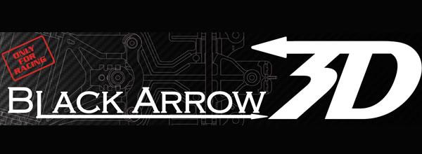 Black Arrow: Des châssis en Impression 3d pour ses voitures de slot
