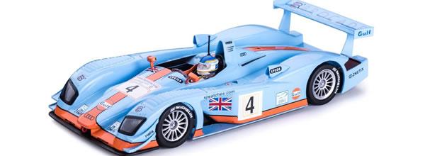 Slot.it: l'Audi R8 LMP #4 Le Mans 2001 Ca33b
