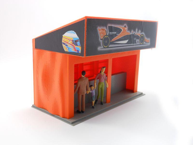 Le kit de la boutique ORANGE - TA010O