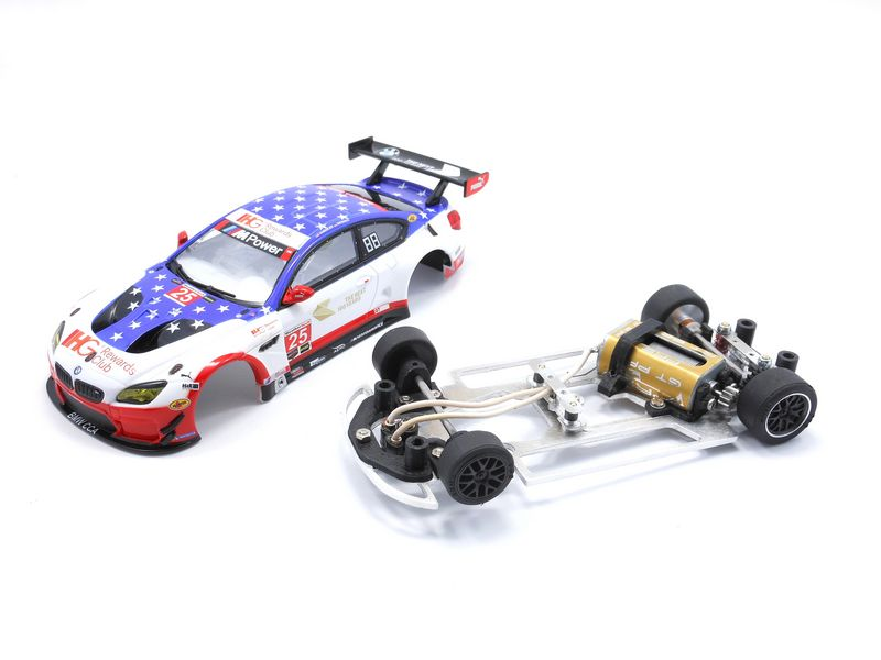 Chassis BMW M6 RTR + carrosserie