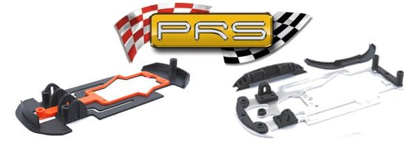 PRS Slot: Des nouveaux châssis 3DP et aluminium pour slot cars