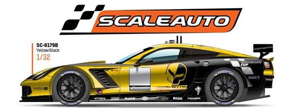 Scaleauto: Quatre A7R GT3 Cup Editions pour les clubs