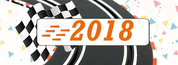 Slot Racing: Que nous réserve les marques pour 2018
