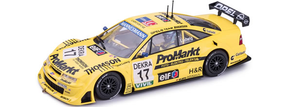 Slot.it : Opel Calibra V6 n.17 - 1st Norisring ITC 1996 CA36b.
