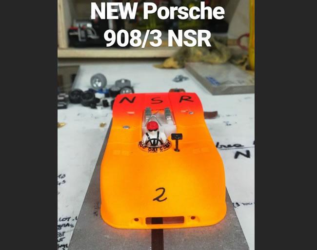 NSR Slot la Porsche 908-3 Spyder sortira avant la fin du mois