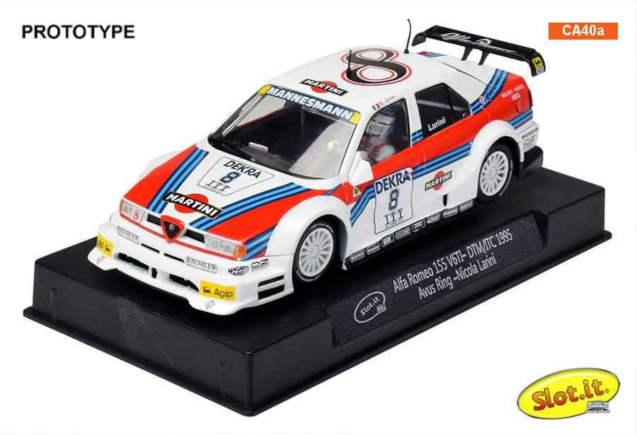 Alfa Romeo 155 V6TI - #8 - Avus Ring - DTM/ITC 1995 - CA40aAlfa Romeo 155 V6TI - #8 - Avus Ring - DTM/ITC 1995 - CA40a