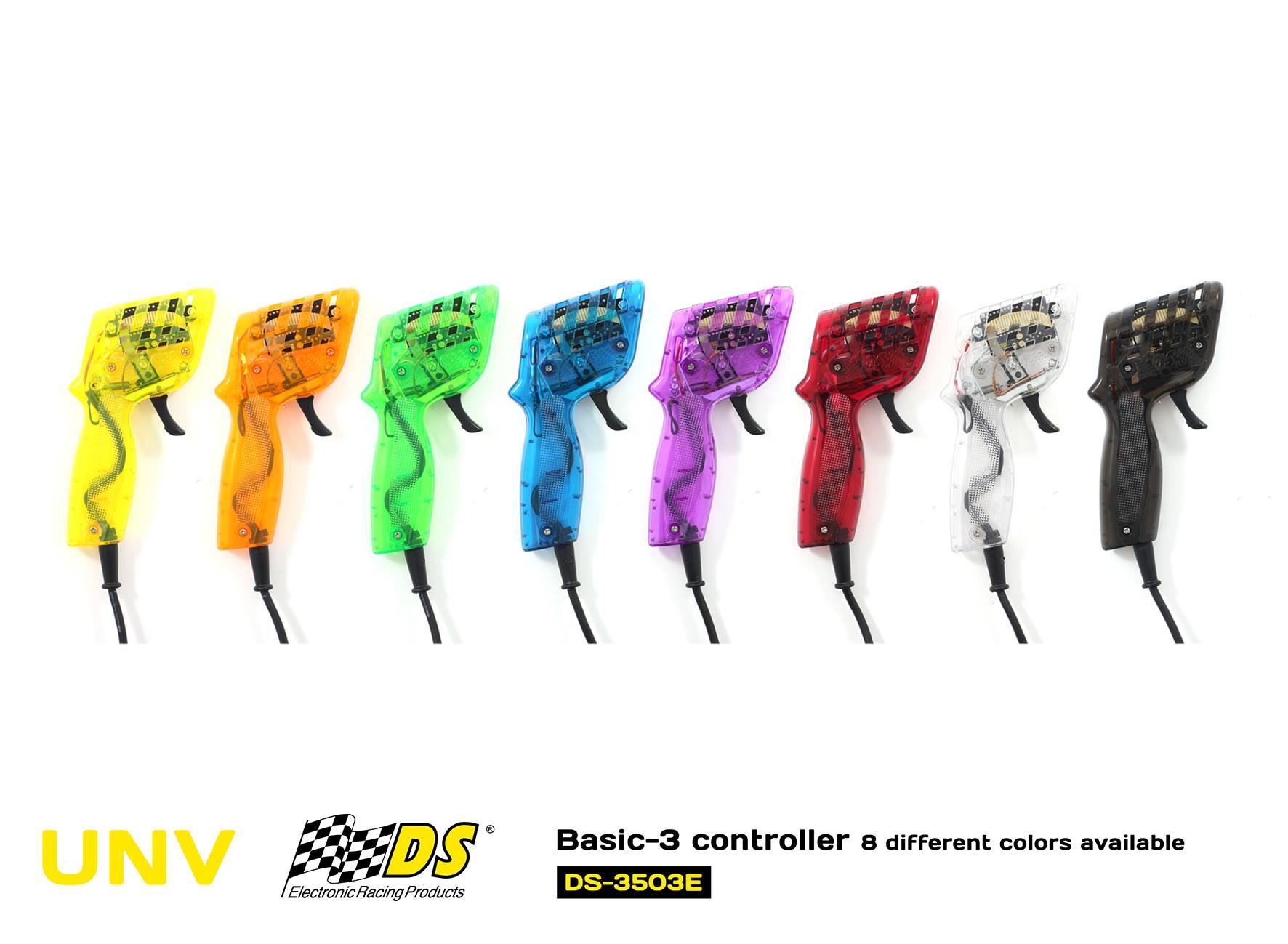 DS Racing: Les Poignées Basic version 3