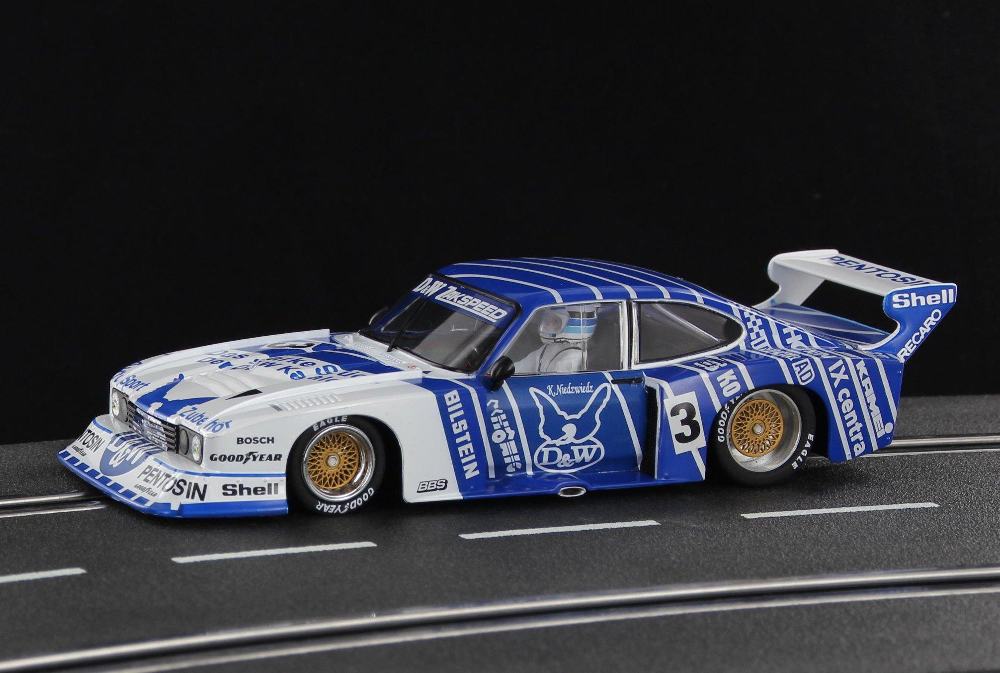 Sideways: Ford Capri Zakspeed Gr.5 DRM Nurburgring 1982 WINNER