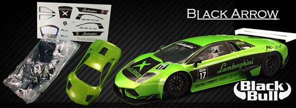 Black Arrow : Trois nouvelles livrées exclusives pour la Black Bull