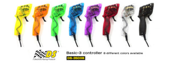 DS Racing : Poignée pour le slot racing Basic version 3