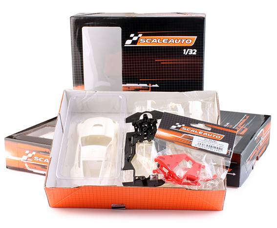 Scaleauto: des kits de slot car GT3 gratuit pour les clubs italiens