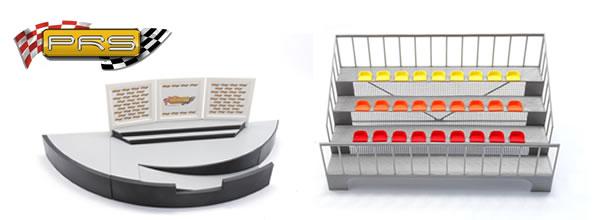 PRS Slot: des nouveaux accessoires pour décorer vos circuits