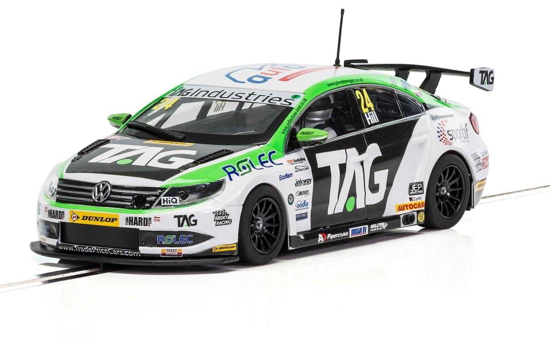 VW PASSAT CC NGTC TEAM HARD - BTCC 2017 JAKE HILL