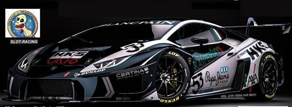 BSR21: les 12h Midi/Minuit de slot racing (M.A.J)