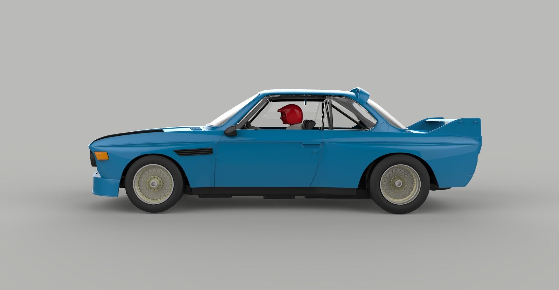 BMW 2.8 et 3.0 SRC