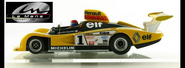 Le Mans miniatures: le planning des sorties pour le premier semestre 2018