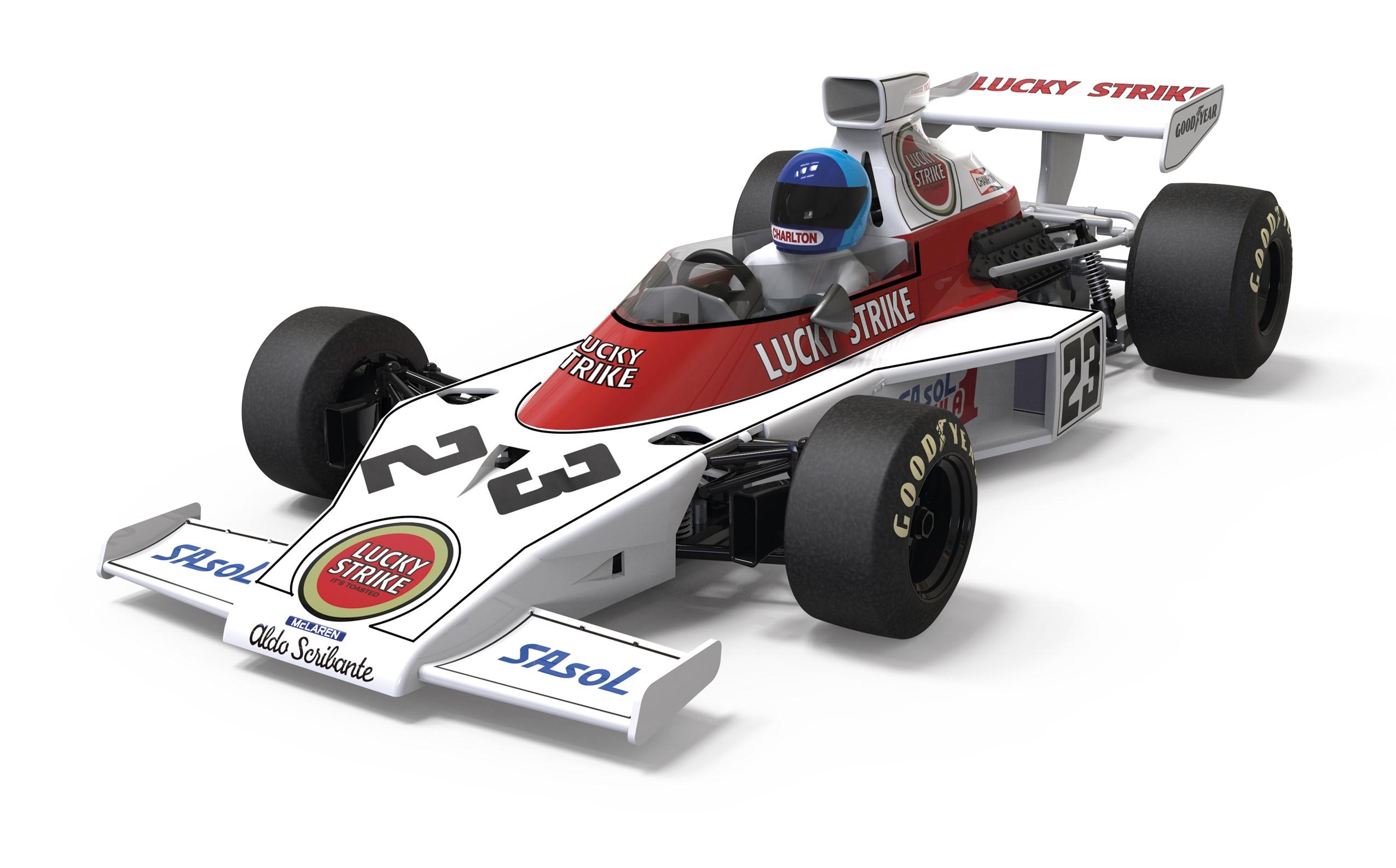 McLaren M23 SRC