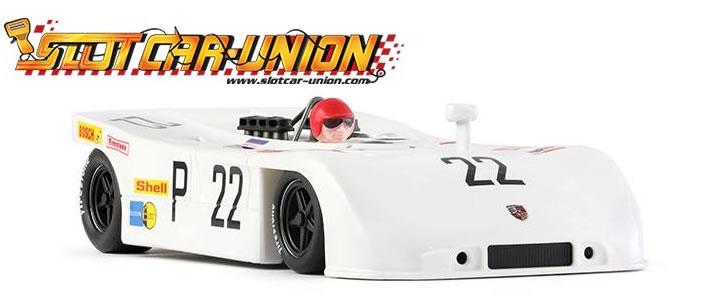 Avec Slot Car Union, Tentez de gagner Une Porsche 908/3 NSR.