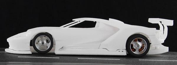 Sideways: Les photos du prototype de la Ford GT 1/32