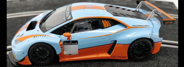 Sideways: la LB H GT3 Spécial édition Gulf Racing