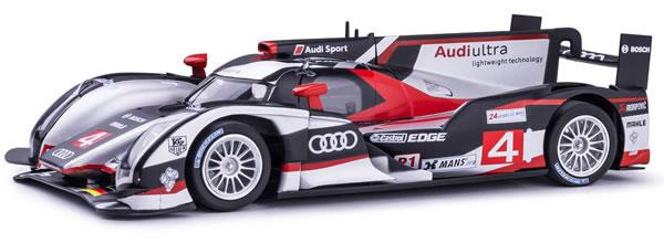Slot.it : l' Audi R18 Ultra #4 - 3rd Le Mans 2012 ref. SI-CA38A