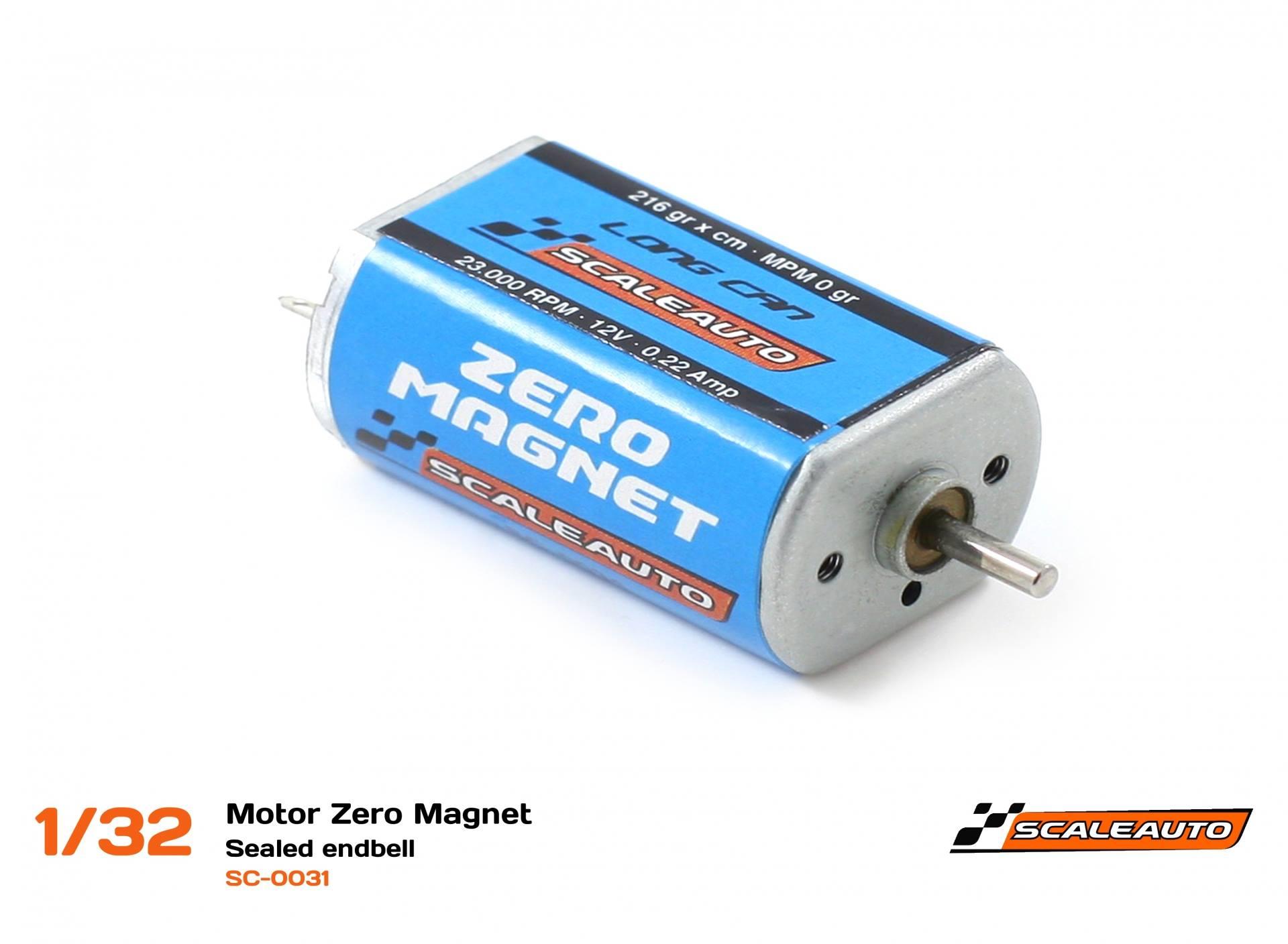 Scaleauto moteur (SC-0031) Zéro Magnet