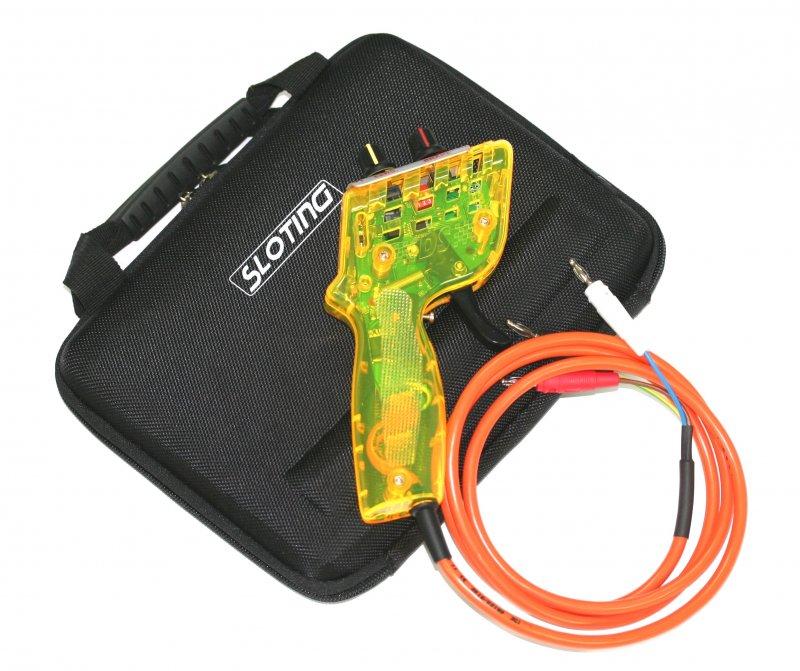 Sloting Plus: la poignée Pro Evo pour le slot