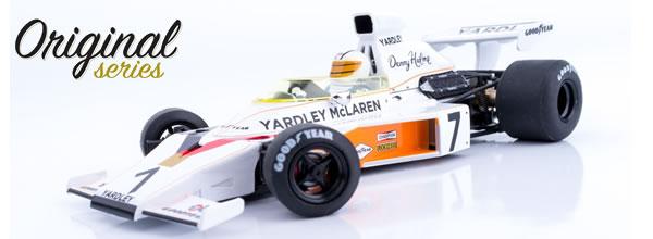 SRC: La McLaren M23 M23 GP Sweeden 1973 est disponible