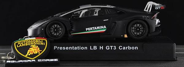 Sideways: La Lamborghini Huracan GT3 Carbon édition spéciale