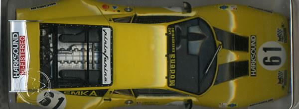 Sideways: réédition des carrosseries des slot cars du Groupe 5