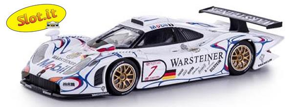 Slot.it: la Porsche 911 GT1 EVO 98 – FIA GT 1998 CA23E