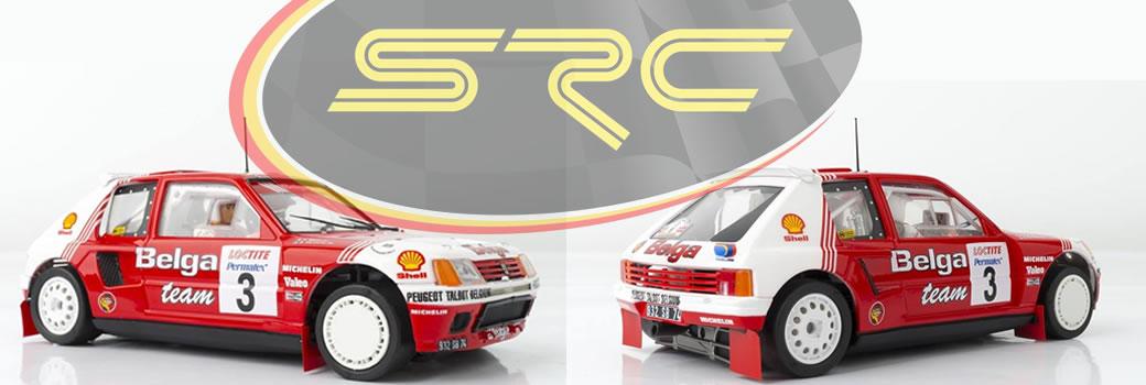 Jouez avec SRC et gagnez une Peugeot 205 T16 Evo1 24H YPRES