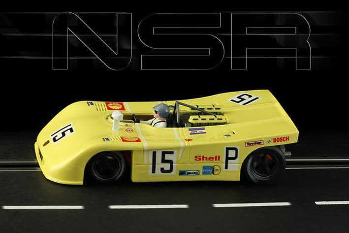 NSR Slot: la Porsche 908/3 1000 kms Nurburgring 1970 #15