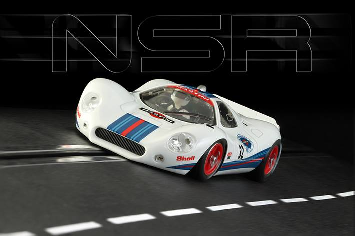 NSR Slot: la Ford P68 Martini Racing #32 0064SW