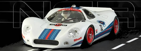 NSR Slot la Ford P68 Martini Racing #32 0064SWNSR Slot la Ford P68 Martini Racing #32 0064SW